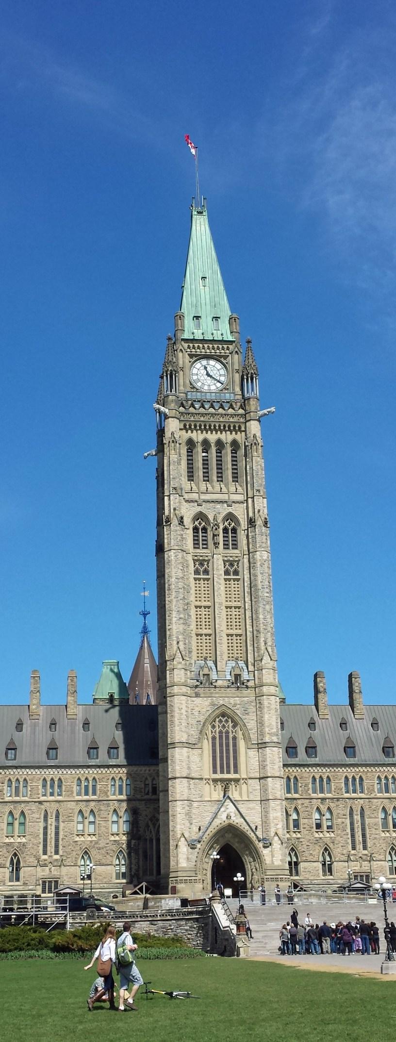 Peace Tower, Ottawa
