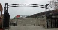 Entrance to Percival Molson Memorial Stadium