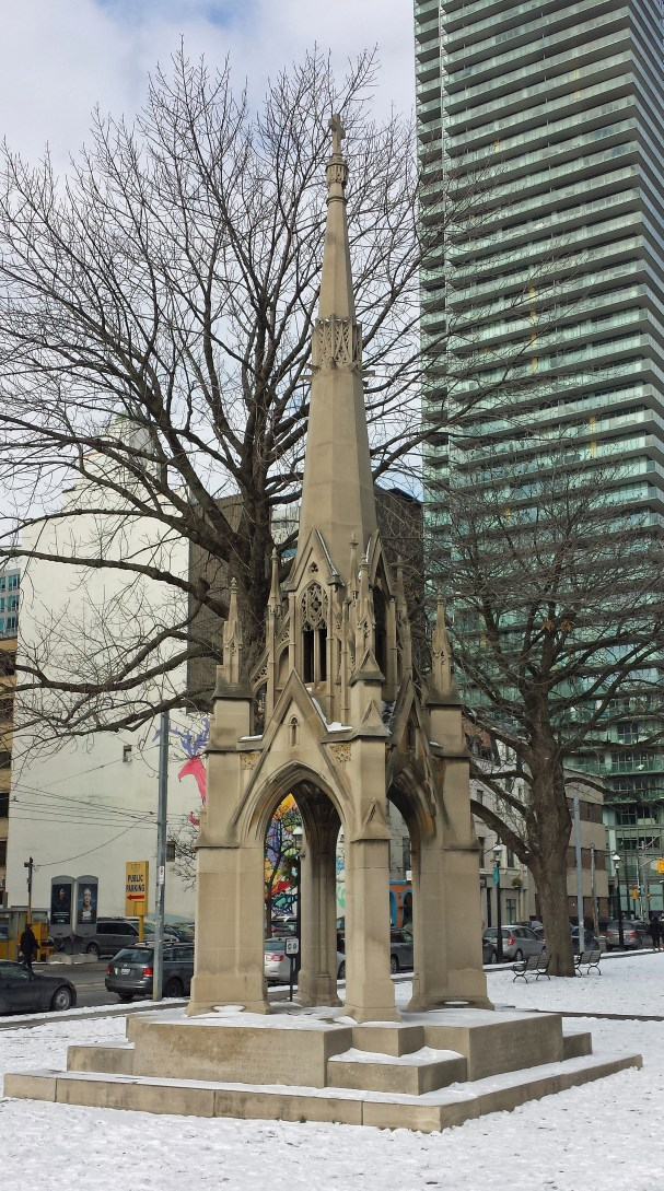 St James Cathedral Cross, Toronto