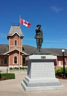 Collingwood war memorial
