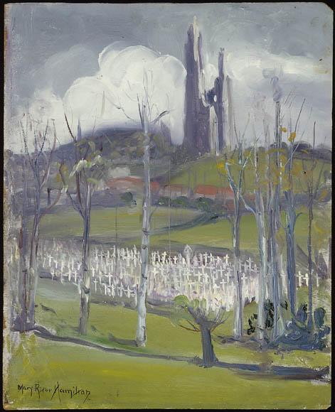 Mount St. Eloi, Mary Ritter Hamilton 1919-1920