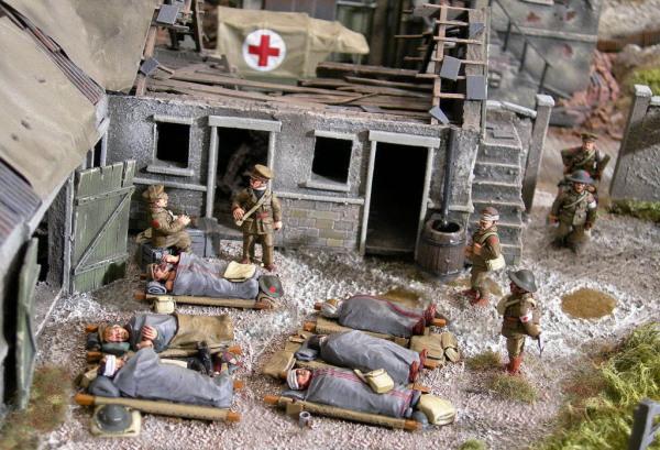 Photo du site Great War miniature.com