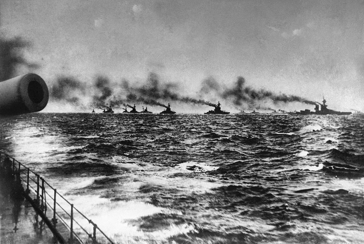 Enormous Clash On The High Seas