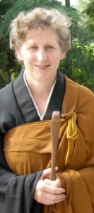 Myoyu Andersen, Roshi