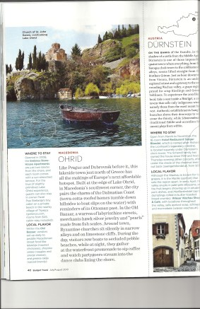 Grebnos magazin Buget Travel USA