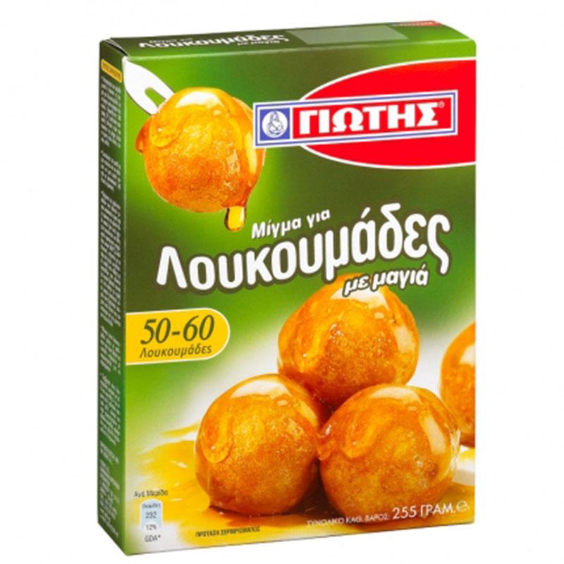 GREEK HONEY DUMPLINGS GREEK HONEY DUMPLINGS
