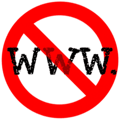 L'inutilità del WWW