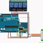 Natalino: controllare le luci dell'albero di Natale con Arduino