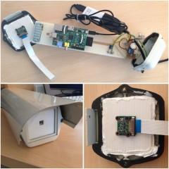 Realizzazione di una webcam da esterni con Raspberry Pi