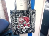 Merillee's quilted tote