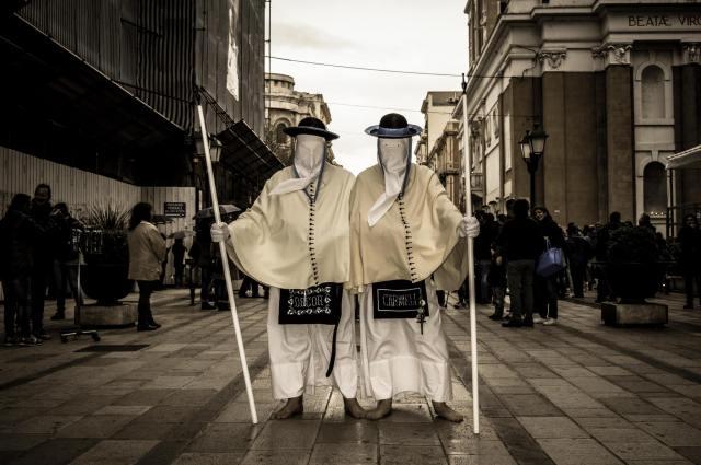 Settimana Santa a Taranto 2016