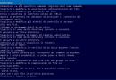 Come dividere l'output nel prompt di MS-DOS in più schermate