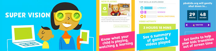 PBS Kids Supervision App
