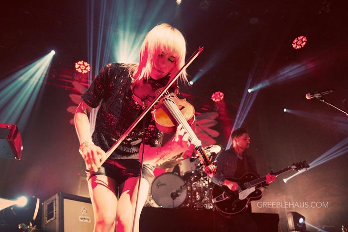Airborne Toxic Event - Best of Denver Concert Photos