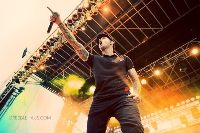 Dropkick Murphys - Best of Denver Concert Photos