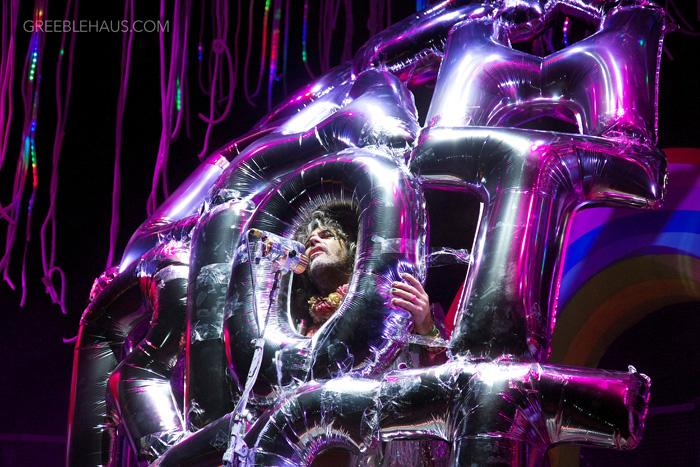 Flaming Lips - Best of Denver Concert Photos