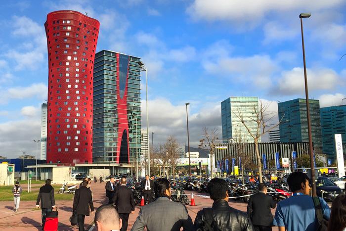 Mobile World Congress - Barcelona 2015