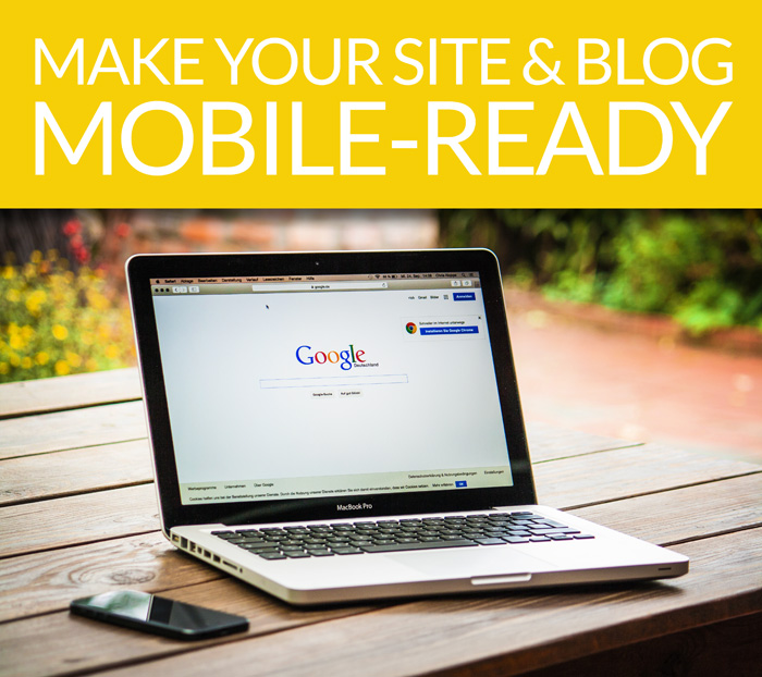 Make Your Site Mobile Ready
