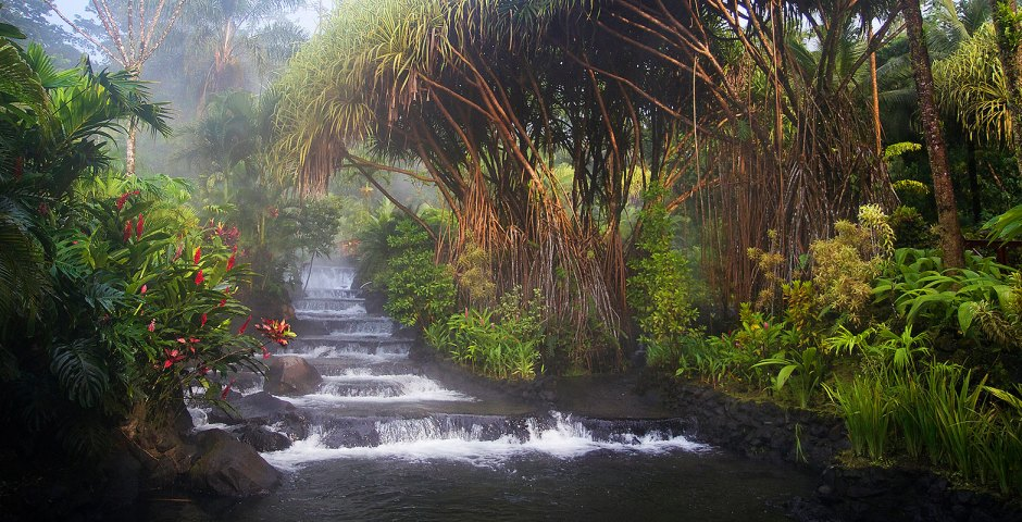 Tabacon Hot Springs Resort - Arenal Costa Rica