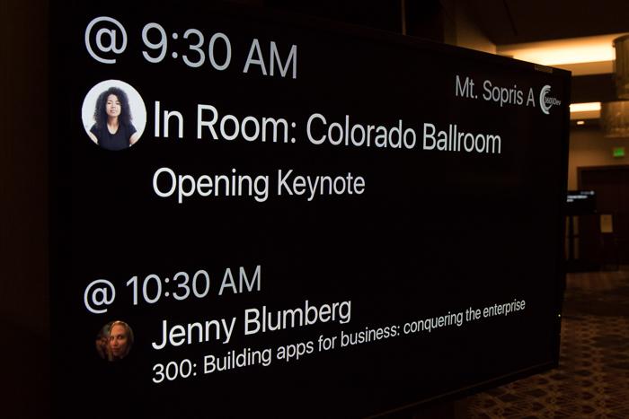 360iDev iPhone Developers Conference Denver2016