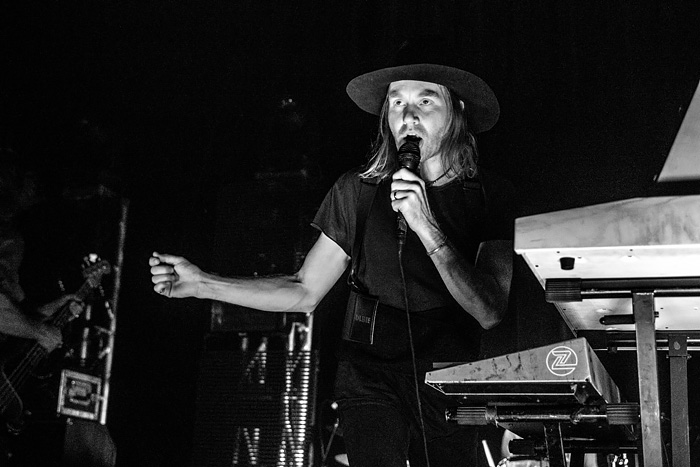 The Faint at Denver's Gothic Theatre in 2016