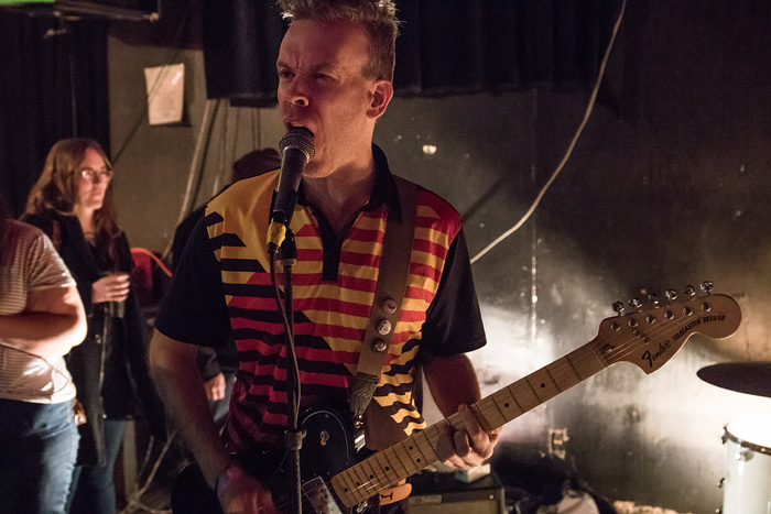Dressy Bessy concert photos with Wheelchair Sportscamp and SPELLS at Hi-Dive Denver