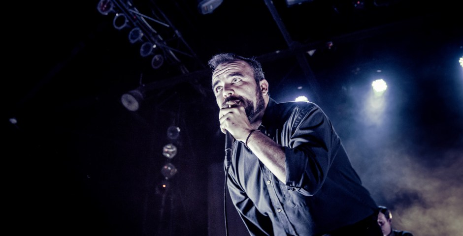 Future Islands - Concert Photos - Fillmore Denver
