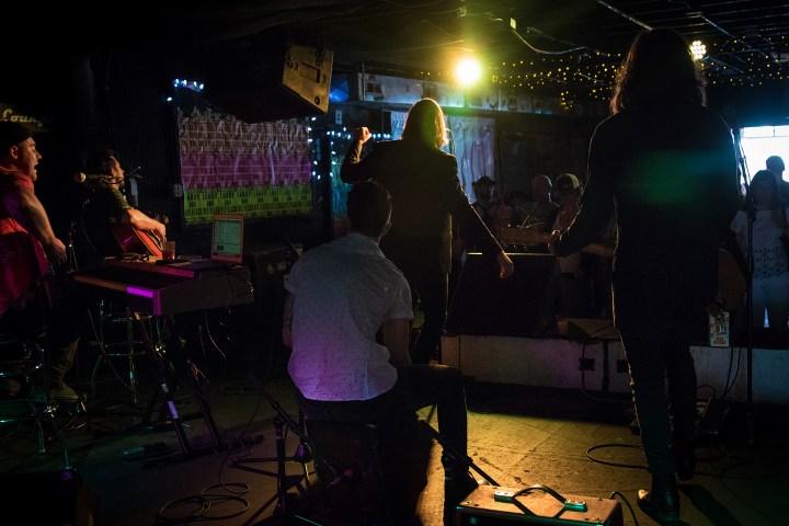 The Unlikely Candidates - Denver Concert Photos - Bonfils Blood Drive with KTCL Channel 93.3