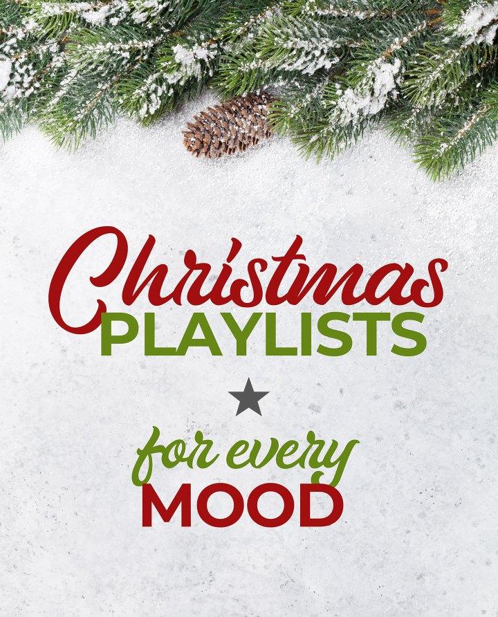 Christmas Playlists For Every Mood #Music #Playlists #Christmas #Spotify