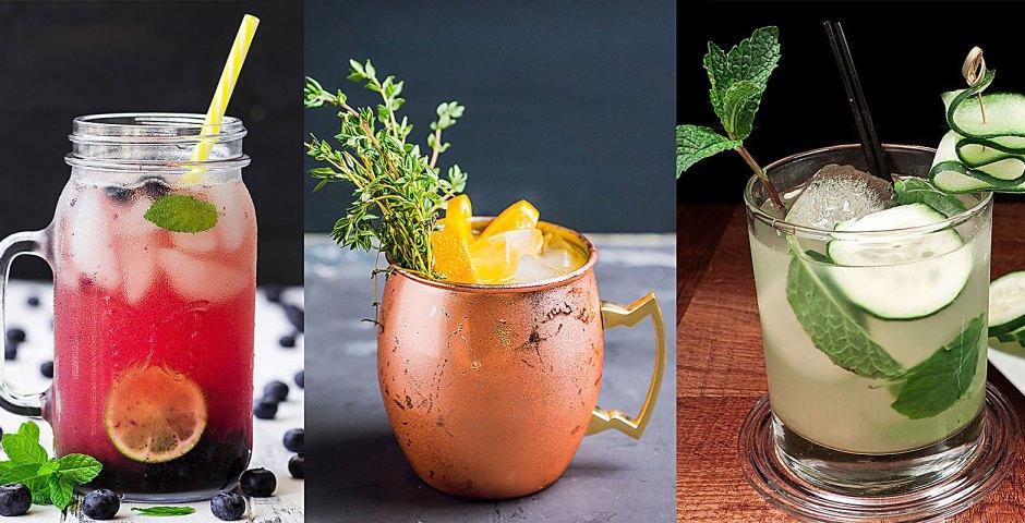 Vodka Cocktail Recipes - Summer Drink Ideas