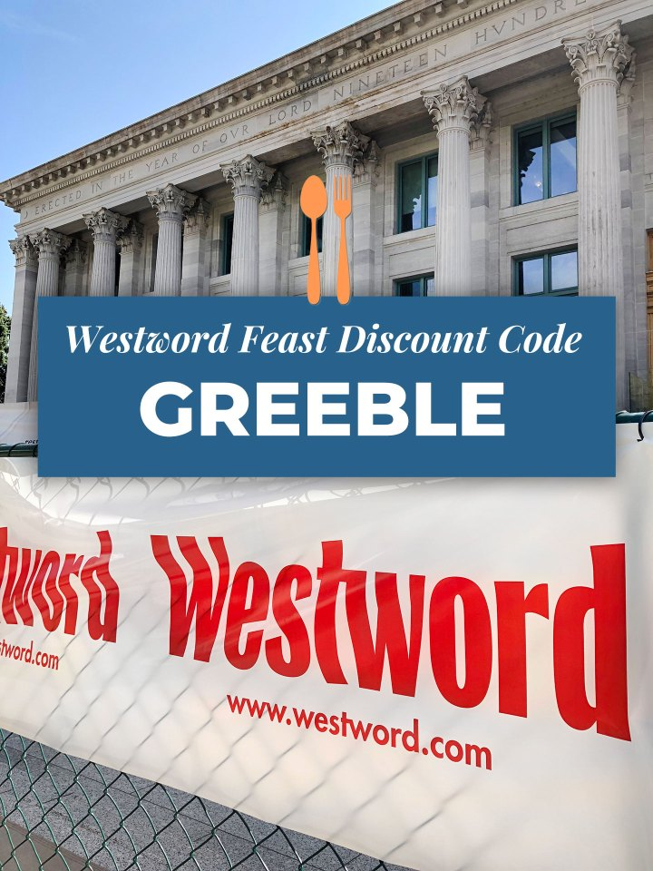 Use promo code GREEBLE for a discount at the 2019 Denver Westword Feast event! #foodtasting #denverevents