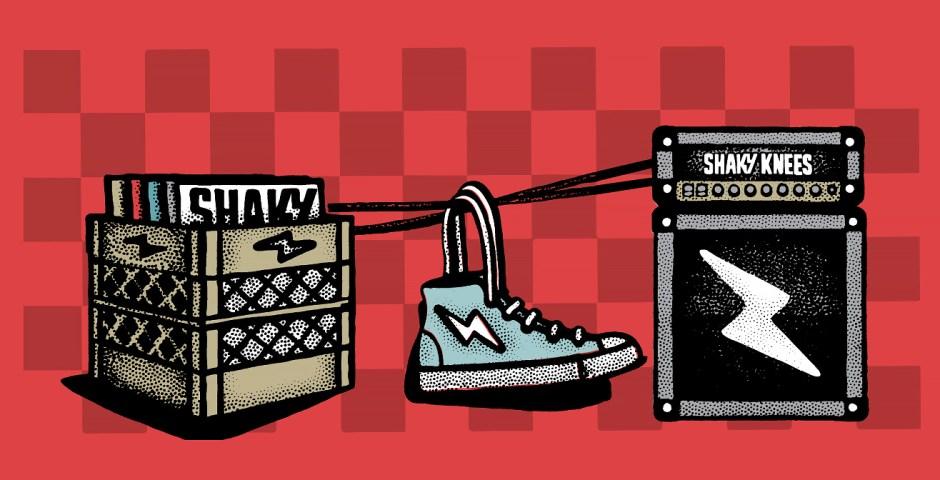 Shaky Knees Music Festival Atlanta - Lineup & Information