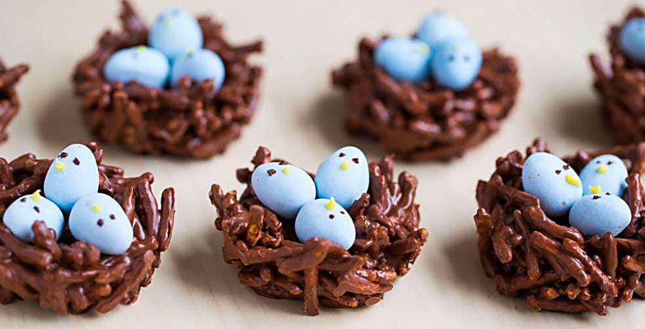 List of Easter Crafts and Recipes