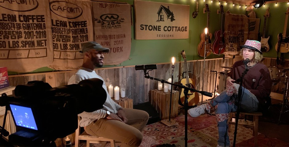 Stone Cottage Sessions - April 2021 Schedule