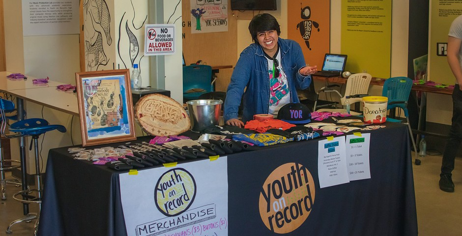 Youth on Record Celebrates the 7th Annual Block Party Virtually