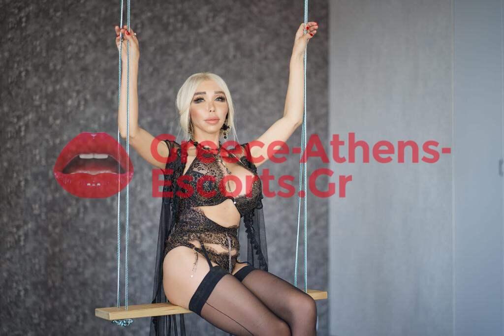 ESCORT ATHENS DIVA EVA SUPER MODEL