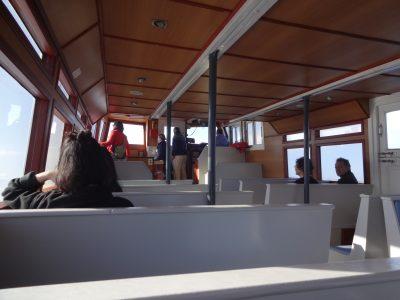 デロス島への船