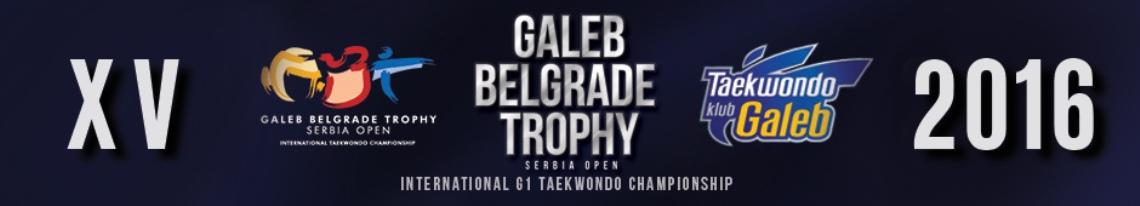 Η ΕΤΑΒΕ στο  GALEB BELGRADE TROPHY 2016