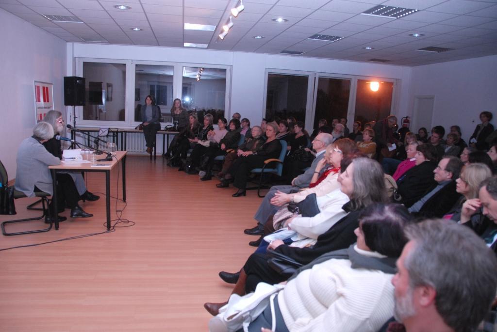 Presentation of professor Ilias Wrazas book