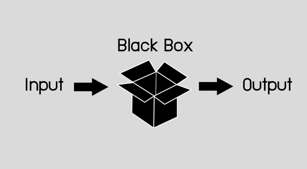 Black Box Model คือ ทฤษฎีกล่องดำ