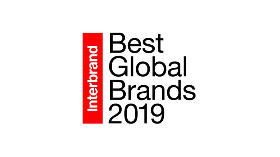 แบรนด์ที่มีมูลค่ามากที่สุดในโลก 2019 Interbrand 100 อันดับ แบรนด์ที่มีมูลค่ามากที่สุด