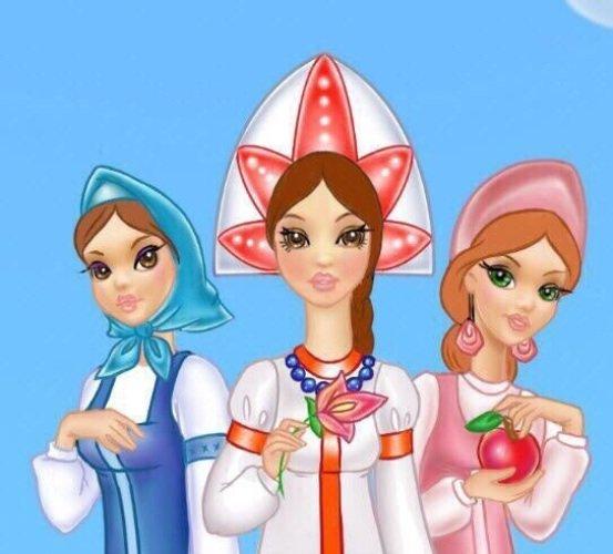 Три девицы под окном размечтались вечерком - Смешные стишки