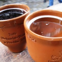 Travelblogue: Food from the Christmas market
