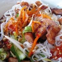 Long Phung : Bun Thit Nuong Hits the Spot