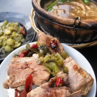 (Pork) Rib Sticking Bak Kut Teh