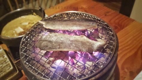 Grilled Fish. Thank God