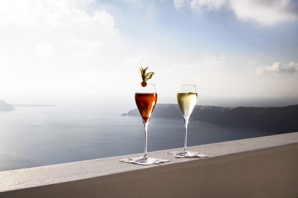 Celebrate View as World's Luxury – via Greek to me !
