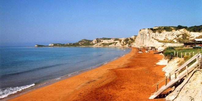Xi Beach Kefalonia Ξι Παραλία Κεαφλονιά