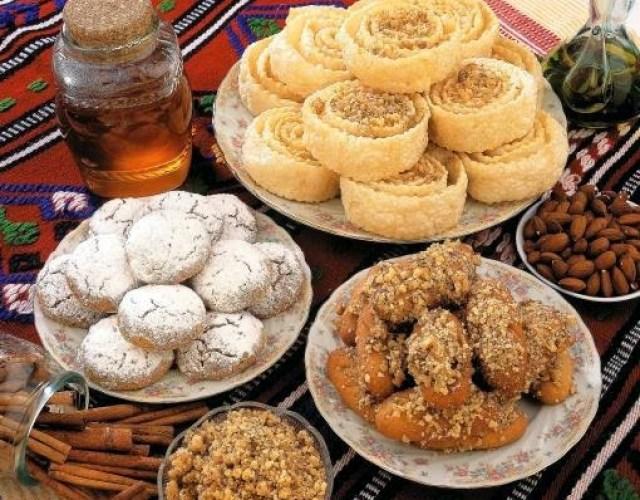 Traditional Christmas Desserts.Recipes Traditional Greek Christmas Sweets And Desserts
