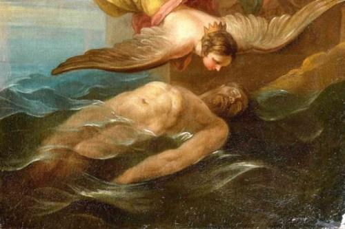 Ceyx and Alcyone - 1750 - Carle van Loo